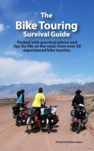 Cover for Bike Touring Survival Guide