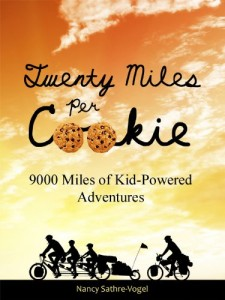 Twenty Miles per Cookie book cover
